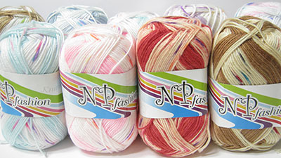 ไหมพรม NPFashion Baby Soft Silk